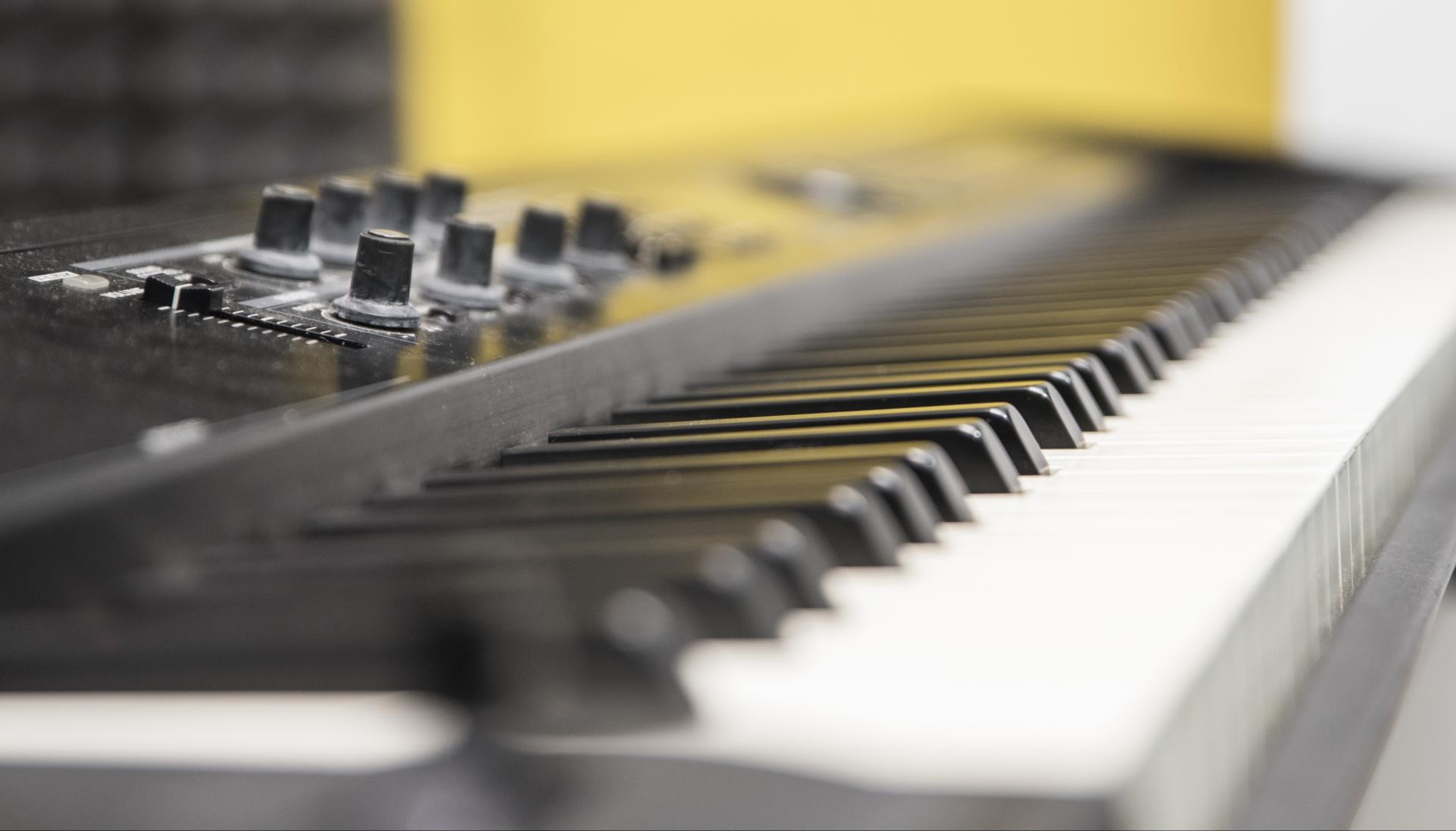 Corso pianoforte moderno